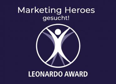 Leonardo Award 2020; Marketing Heroes gesucht! Die Auszeichnung für bestes Marketing im Gesundheitsfachhandel