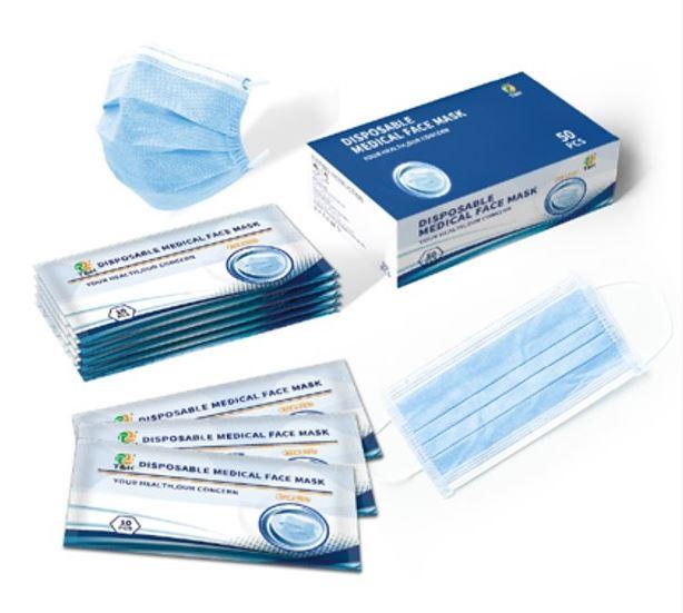 Atemschutzmasken Typ I