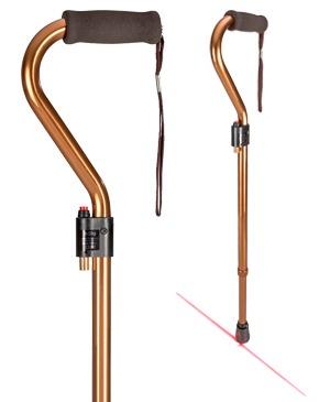 Parkinson - walking sticks