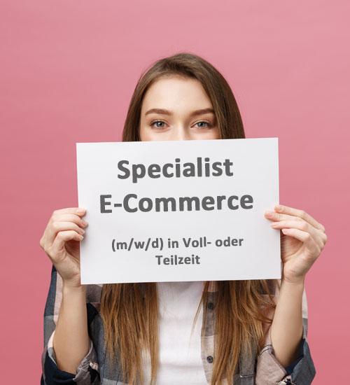 Spezialist E-Commerce