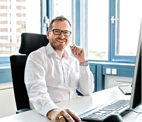 Markus Reichel - Geschäftsführer Medi-Markt Home Care